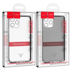 "Накладка Hoco Light series TPU case iPhone 12 Pro Max (2020) 6.1"""