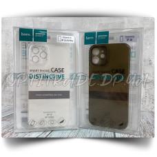 "Накладка Hoco Thin series high transparent PP iPhone 12 (2020) 6.1"""