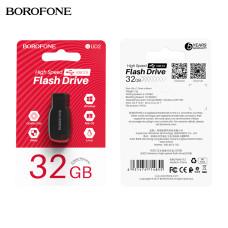 USB Флеш Borofone UD2 32Gb USB 2.0 Original (Гарантия 12 мес.)