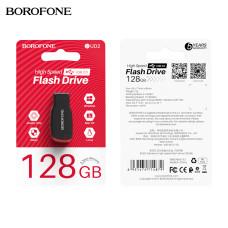 USB Флеш Borofone UD2 128Gb USB 2.0 Original (Гарантия 12 мес.)