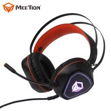 Наушники MP3 компьютерные Meetion HP020 с микрофоном