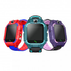 Детские часы Smart Baby watch Z6 SIM +GPS