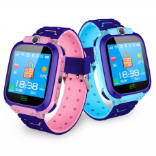 Детские часы Smart Baby watch Q12B/S12B SIM+GPS LBS