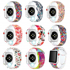 Ремешок Colorful Art Apple Watch 38 mm