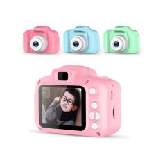 Детский фотоаппарат Carton Foto 3mp с дисплеем 2.0 и функцией видеосъемки