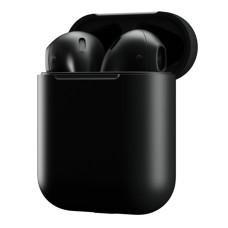 Наушники Apple AirPods 2 BLACK Original series 1:1 Bluetooth Touch +Pop Up +БЗ с Яблоком