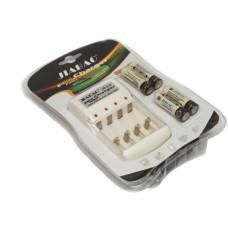"""Комплект """"Зарядное устройство+ батарейки микропальчик 212ААА"""""""