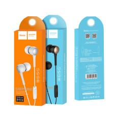 Наушники MP3 Hoco M19 Drumbeat universal earphone with mic
