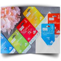 Карта памяти MicroSD Hoco Class 6 4GB Original card only Speed 40Mb/s (Гарантия 12 мес.)