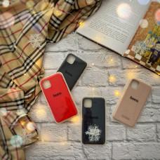 Накладка Silicone Case Premium Hoco Pure Series Protective iPhone 11 (2019)