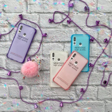 Накладка Silicone Color Shockproof iPhone 6