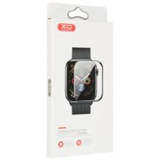 Защитное стекло XO FD1 для Apple Watch HD watch glass film 38mm