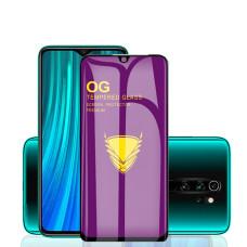 """Защитное стекло Full Glue """"OG"""" Premium без упаковки Samsung A41"""