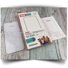 """Защитное стекло XO FC5 2.5D silk print full invisible tempered glass 0.26mm iPhone 11 Pro (2019)/X/Xs 5.8"""""""