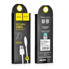 Data Cable Hoco X1 Original Lightning USB 1 Метр