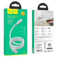 Data Cable Hoco U91 Magic Magnetic Micro USB Original
