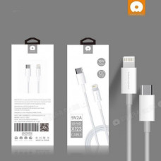Data Cable WUW X123 Type-C to Lightning 18W Быстрая зарядка