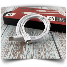 Data Cable WUW X77 Type-C to Micro 3A Быстрая зарядка